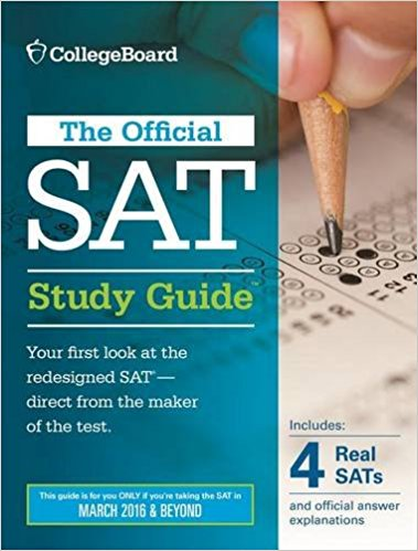 SAT Official Guide new