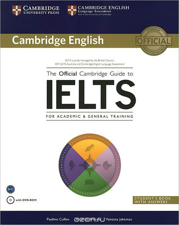 Official Cambridge Guide for IELTS