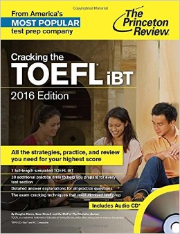 Cracking the TOEFL